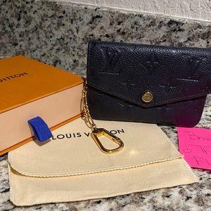 Louis Vuitton Monogram Empreinte Key Pouch